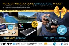 Colby Brown Holiday Giveaway 2014 #CBholidaygiveaway.