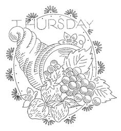Design 7169 f by mmaammbr, via Flickr 7 days of the week