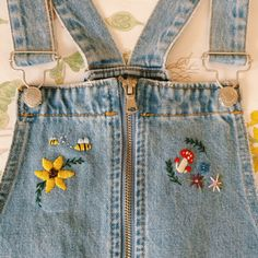 noemi ˖˚✧⋆🦋 — cottagecore dungaree made by me🍄🌾👒 Family Outfits, Cool Outfits, Fashion Outfits, Vintage Dresses, Vintage Outfits, Online Dress Shopping, Shopping Sites, Fairy Clothes, Formal Dresses For Teens