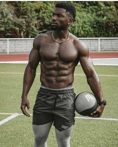 Pan Africanism, Handsome Black Men, Muscle Hunks, African Men, Black Love, Black Man, Black Media, Workout Videos, Self Improvement