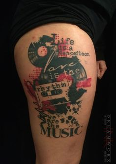 Artist: Lu  Dreamworx Ink  3883 Rutherford Rd, Unit 11  Vaughan, ON  L4L 9R8  905-605-2663  @DreamworxInk