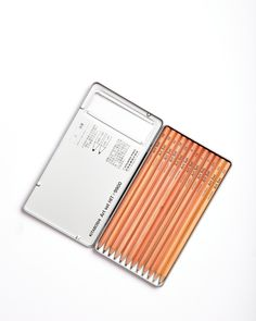 Kitaboshi Graded Graphite Pencil Set