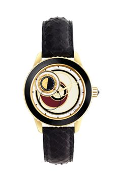"""Christian Dior, CHRISTAL """"8 FUSEAUX HORAIRES"""" 38MM, watch"""