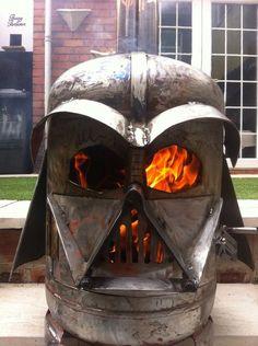 Burn Vader Burn
