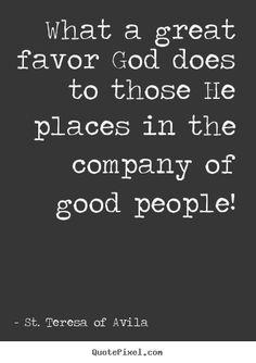 St Teresa Of Avila Quotes. QuotesGram