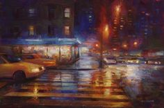 Artists in Pastel: Andrew McDermott