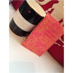 Aztec Credit Card Holder Hold what you like money credit cards gift cards or id - new unused  Please look at my whole closet-Wanna save? Bundle!  Please share my closet & follow me  no trades -ps: #BeYouBeFabulous  #shopme Ty Allie Bags
