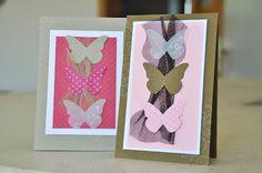 BeStempelt - zu zweit!: Schmetterlinge