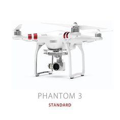 DJI Phantom 3 Series Drone With 2.7K-4K HD Camera