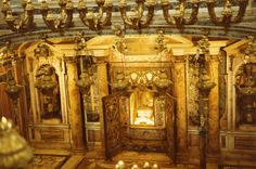 Tomb of St. Peter the Apostle