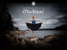 Marielle Lesperance, shot by Brent McCombs in Long Lake Provincial Park (Nova Scotia)