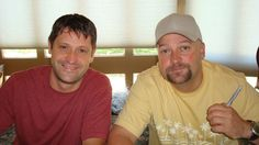 Grant Wilson & Jason Hawes