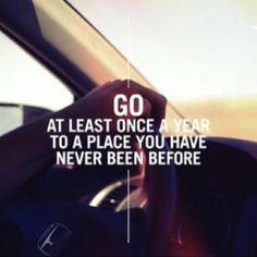 Go live life!