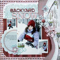 A Project by Cindy Tobey from our Scrapbooking Gallery originally submitted 07/28/09 at 11:34 AM