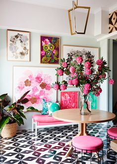 Melbourne's most colourful design duo Bonnie and Neil open their first ever retail store.