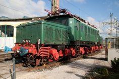 Das deutsche Krokodil : Historische Lokomotive E 94