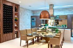 Decor Salteado - Blog de Decoração e Arquitetura : 20 Cozinhas Modernas e Sofisticadas – Inspire-se!
