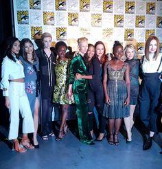 Las mujeres de Marvel también patean traseros - www.deborarte.com.ar