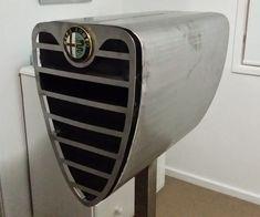 Alfa Romeo Mailbox
