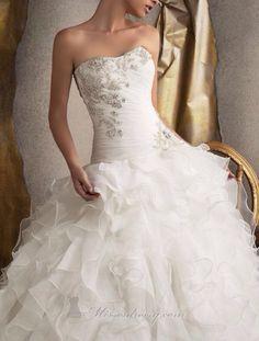 My dream wedding dress :)