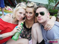 Pool Party at Radisson Blu Hotel Pudong Century Park