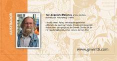 Yves Lequesne: ilustrador Cover, Books, Art Studios, Illustrator, Comics, Illustrations, Artists, Libros, Book