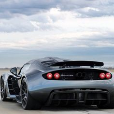 Hennessey Venom GT - One of the worlds fastest cars.