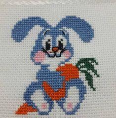 Cross Stitch Designs, Cross Stitch Patterns, Cross Stitch Cards, Baby Knitting Patterns, Baby Bibs, Embroidery, Gallery, Animals, Fictional Characters