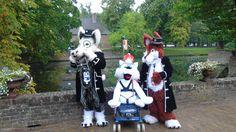 Nero and Rotanes at Elf fantasy fair arcen 2015 http://neroundrotanes.jimdo.com/