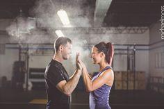 raleigh cross fit fitness engagement session - Raleigh Wedding Photographers | Best Charleston Wedding | DC Headshots | Biltmore Estate Weddings | Asheville Wedding Photographers