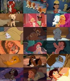 Disney babies, I have to admit I think baby Tarzan is the cutest Disney baby of all!