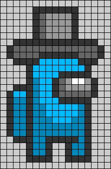 Patterns | BraceletBook Pixel Art Templates, Perler Bead Templates, Diy Perler Beads, Easy Pixel Art, Pixel Art Grid, Perler Bead Mario, Perler Bead Disney, Melty Bead Patterns, Perler Patterns