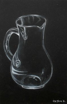 White Charcoal. Instead of black charcoal, white charcoal is used. It has a different feel to it.