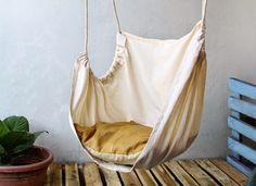 Как сделать кресло гамак своими руками в домашних условиях видео