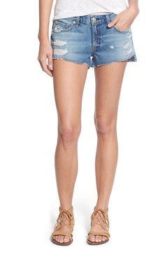 rag & bone/JEAN Cutoff Denim Shorts (Catskills) available at #Nordstrom