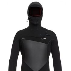 Quiksilver Highline Plus 6 5 4 Hooded Chest Zip Wetsuit - Cleanline Surf Sun 4f6d2343e