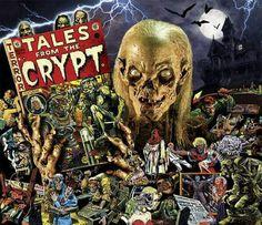 Contos da cripta Terror trash