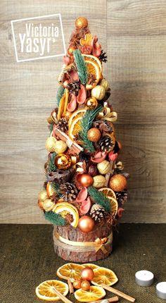 Топіарій, ялинка новорічна / Topiary, Christmas tree