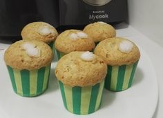 Relleno, Cake Pops, Easy, Muffin, Cupcakes, Club, Breakfast, Food, Gastronomia