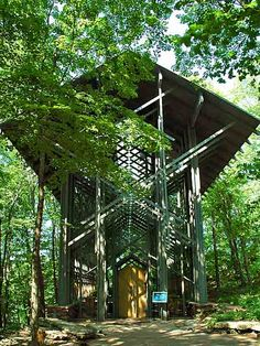 Thorncrown Chapel, Arkansas, USA