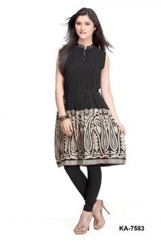 Designer Kurti Collection by Ann Rose Fashion | Fandiz India - Latest Indian Fashion Trends