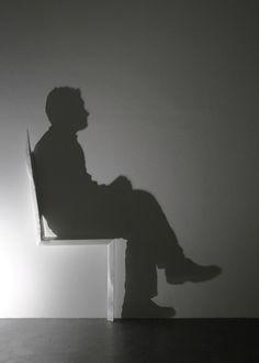 Amazing Shadow Chairs by Kumi Yamashita
