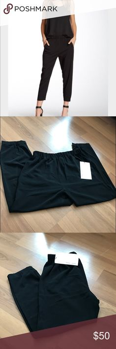 Bishop + Young Lily Pull Up Pant NWT. Size small. Black. *Pants ONLY* bishop + young Pants Ankle & Cropped