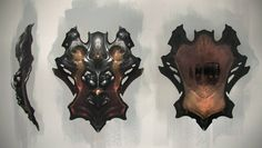 Shield Concept by Nookiew.deviantart.com on @deviantART