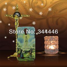 Our Lady of Fatima Catholic Jesus appeared like Samsung S4/9500 phone shell protective shell free ship $22.12