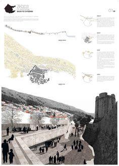 Espinet, Parera, Font, P        arcet I Europan 11. Dubrovnik. 1r Premio   HIC Arquitectura