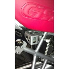 Browse high-quality and great looking luggage, lighting, crash protection and ergonomic solutions for your BMW Available at Twisted Throttle. Motorcycle Accessories, Bmw, Silver, Money
