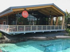 Disney World Restaurants - Ranking The New Restaurants at DISNEY SPRINGS - No. 6: Blaze Fast-Fire'd Pizza / Click to read this great article from the TouringPlans Blog.  Learn how you can get a free TouringPlans subscription from http://www.buildabettermousetrip.com/free-touring-plans