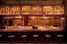 Harvard and Stone Bar - Los Angeles Bar Americano, Bars In Hollywood, Los Angeles Bars, Best Cocktail Bars, Stone Bar, Man Cave Bar, Bar Interior, Cocktail Recipes, Cool Ideas