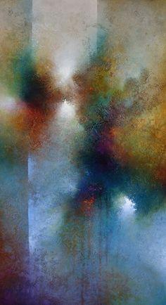 Uplifting Journey (2014) - 18x36 - $2500.00